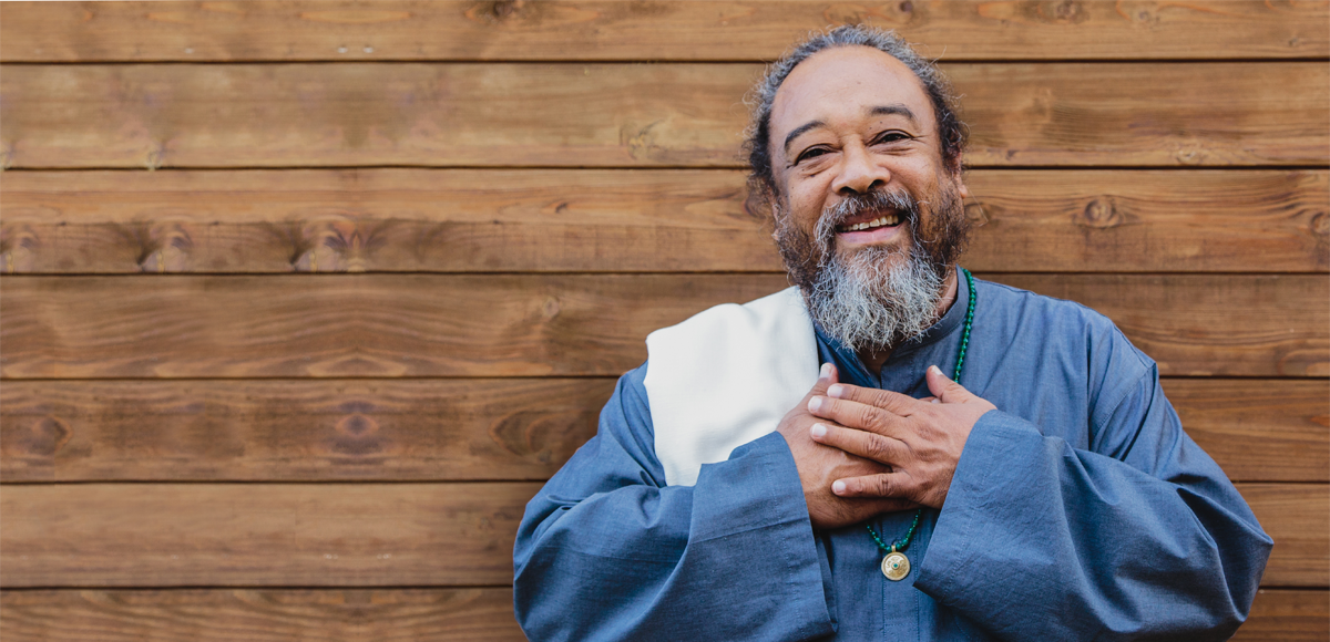 SILENT RETREAT WIHT MOOJI AT ZMAR
